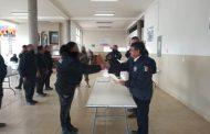 CONCLUYEN ELEMENTOS PENITENCIARIOS CURSO DE TÉCNICAS, TÁCTICAS POLICIALES Y PRIMEROS AUXILIOS