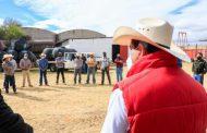 PAGA GOBIERNO SEGURO AGRÍCOLA CATASTRÓFICO A PRODUCTORES DE TRES MUNICIPIOS