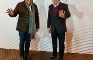 David Monreal se reúne con Mario Delgado; coinciden en la unidad social para consolidar la transformación en Zacatecas