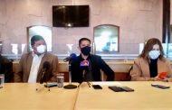 Abandonan líderes sociales el PRI y anuncian apoyo a David Monreal