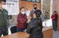 Con Universidades para el Bienestar, los jóvenes tienen la oportunidad de formarse y recibir un apoyo económico: Verónica Díaz Robles