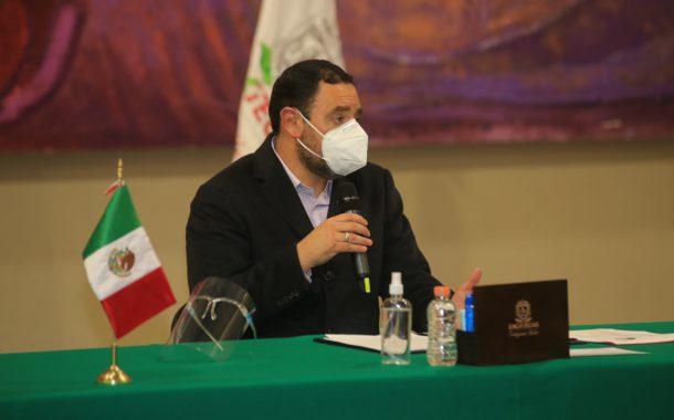 PROPONEN GOBERNADOR ALEJANDRO TELLO Y EMPRESARIOS GRAN ACUERDO DE REACTIVACIÓN ECONÓMICA EN ZACATECAS