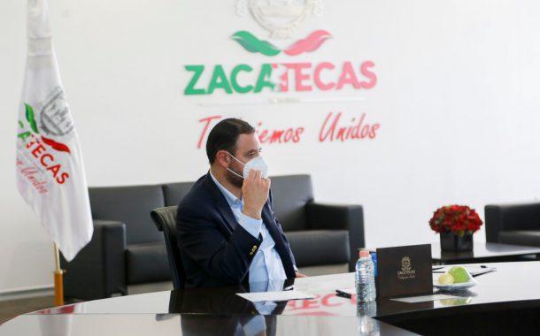 TRABAJAN AUTORIDADES DE SEGURIDAD PARA QUE SEMANA SANTA EN ZACATECAS TRANSCURRA CON TRANQUILIDAD