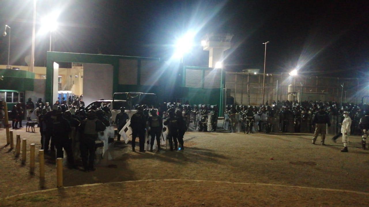 GUARDIA NACIONAL TRASLADA A 398 PERSONAS PRIVADAS DE SU LIBERTAD A CENTROS FEDERALES DE REINSERCIÓN SOCIAL