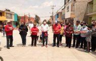 BENEFICIAN A LOS HABITANTES DE LA CALLE PATILLOS CON LA REHABILITACIÓN DE ESTA ARTERIA