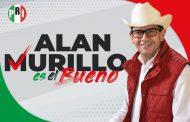 "Arranca campaña Alan Murillo; ""Queremos hacer historia, vamos a seguir luchando por un mejor Sombrerete."""