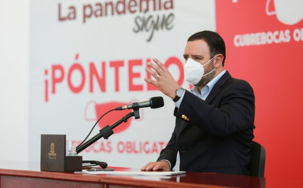 EN LOS PRÓXIMOS DÍAS, LLEGARÁN A ZACATECAS OTRAS 43 MIL DOSIS DE LA VACUNA PFIZER