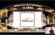Reconocen a Peñoles y Fresnillo plc con distintivo ESR