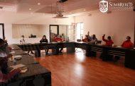 Comité de Contingencia COVID-19 celebra reunión quincenal.
