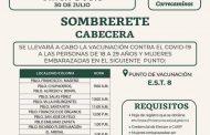 Vacuna contra el Covid-19 en Sombrerete