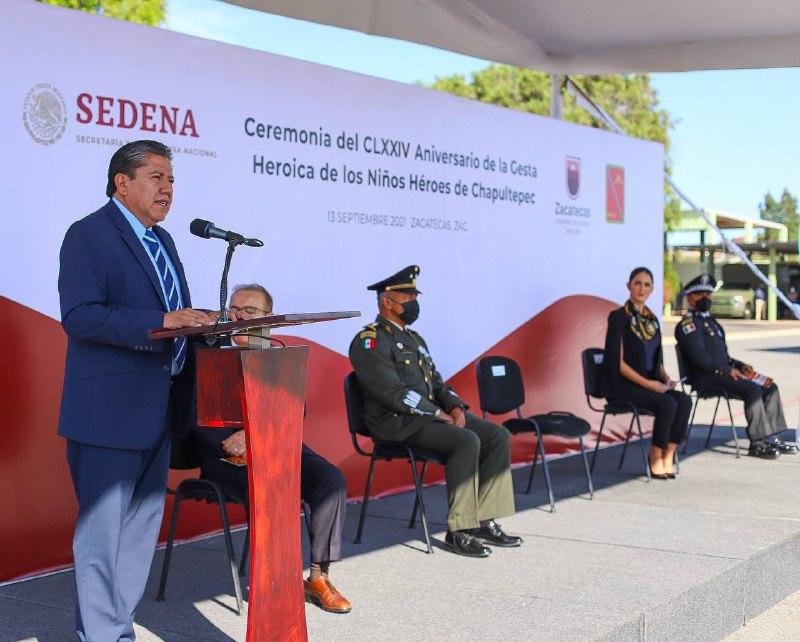 Convoca David Monreal a la comunión social para llevar a cabo la Transformación de Zacatecas