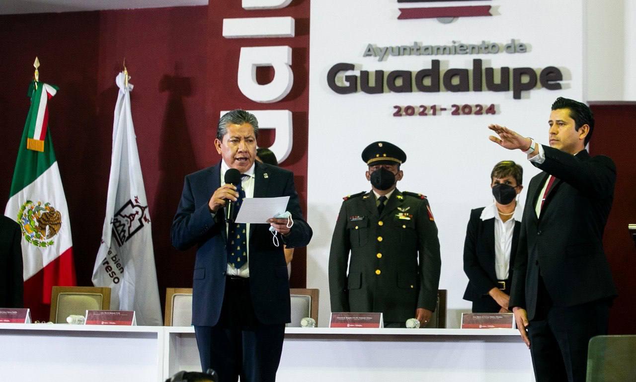 Zacatecas se acogerá al Plan de Seguridad Nacional para Recuperar la Paz: Gobernador David Monreal