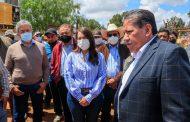Anuncia Gobernador David Monreal su determinación de feminizar al campo; 30% del presupuesto lo destinará a mujeres rurales