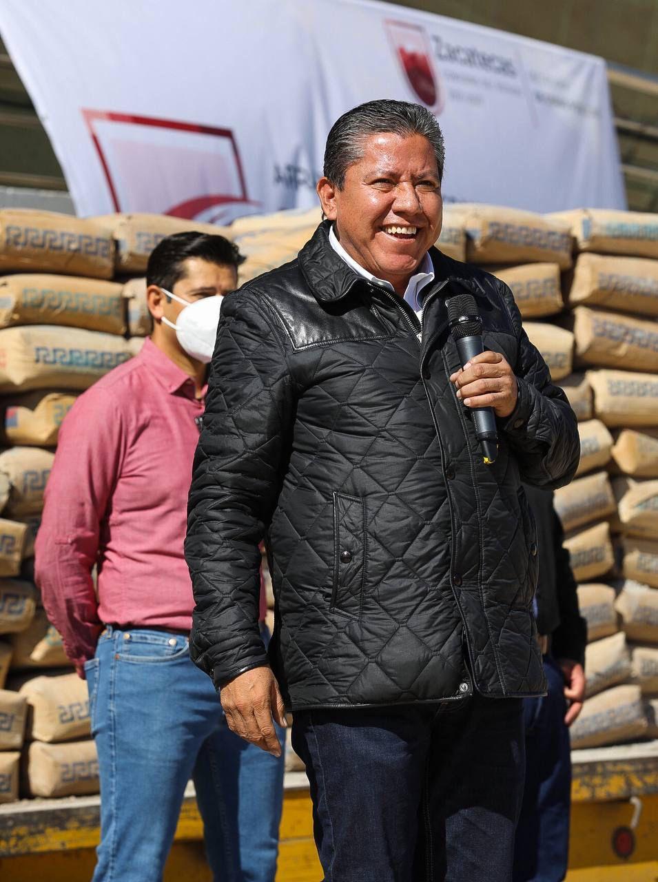 Por la transformación de Zacatecas, David Monreal implementa el Programa Rescatando Vialidades