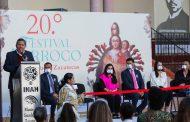 Inaugura Gobernador David Monreal el 20 Festival Barroco de Guadalupe