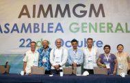Clausuran con éxito, XXXIV Convención Internacional de Minería Acapulco 2021